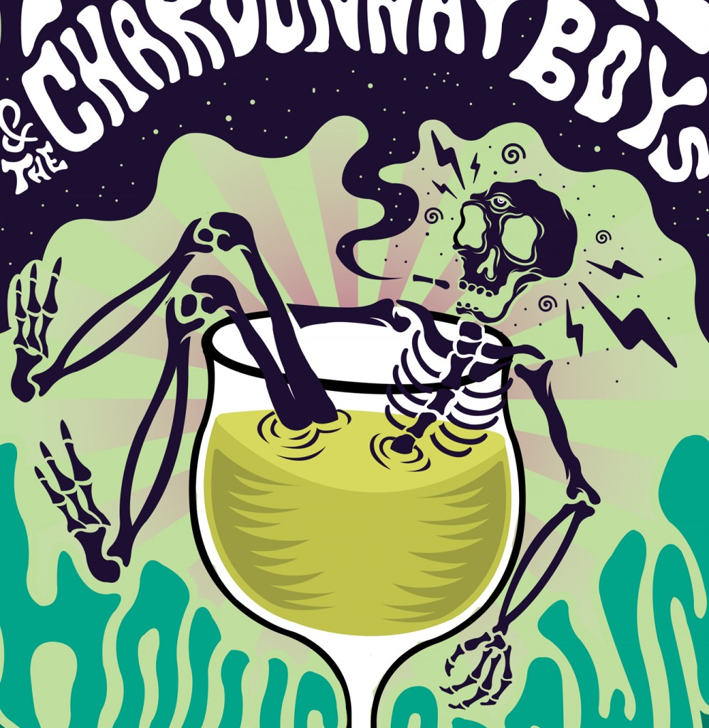 Kit Whitacre & The Chardonnay Boys